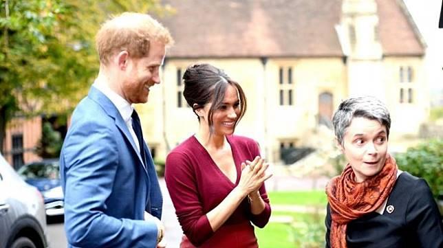Terlalu Ribet Pangeran Harry dan Meghan Markle Ditolak Masuk Restoran