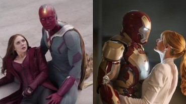 《復仇者聯盟 4》Marvel 感情線懶人包,女英雄愛情全是悲劇收場?