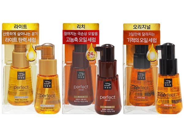 韓國 Mise en scene~玫瑰精華護髮油(70ml)染燙受損/輕盈版/保濕款 3款可選【D217036】完美修護 護髮精油,還有更多的日韓美妝、海外保養品、零食都在小三美日,現在購買立即出貨給