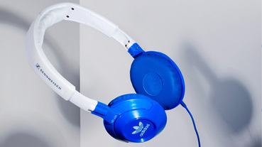 adidas Originals x Sennheiser Headphones 德國大牌聯名耳機