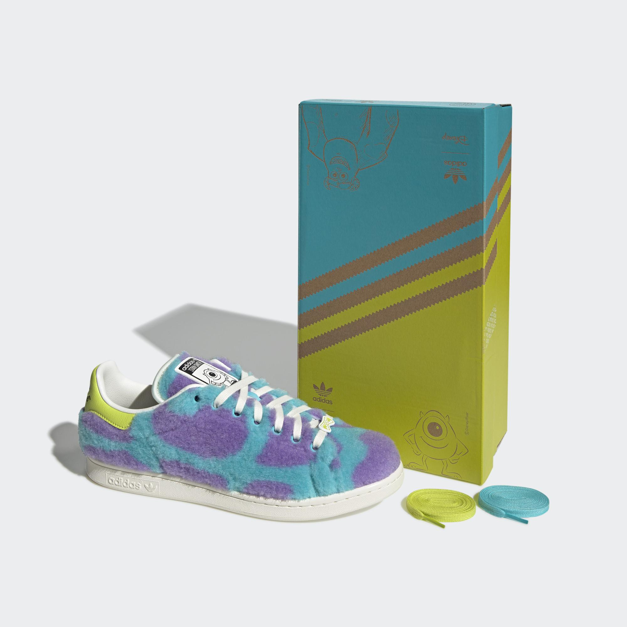 Disney Mike & Sully X Stan Smith 經典鞋