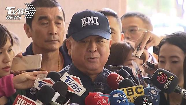 國民黨不分區立委提名人吳斯懷。圖/TVBS