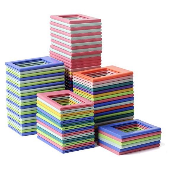 拍立得 彩色相框 拍立得相框 相框 3吋相框 磁吸相框 3吋相片 磁鐵小相框 冰箱貼 磁吸小相框品名:磁力相框重量:12g(單相框)材質:ABS+磁鐵尺寸:8.8*6.5*0.6cm(外框) 6.2*