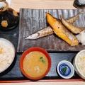 ごちそう三種一夜干し - 実際訪問したユーザーが直接撮影して投稿した四谷定食屋一夜干しと海鮮丼 できたて屋 コモレ四谷店の写真のメニュー情報
