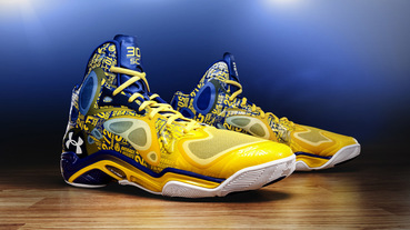 "新聞速報 / Under Armour Anatomix Spawn ""The Zone""Stephen Curry PE"