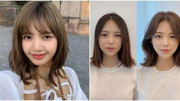 剪對短髮不只減齡還有瘦小臉效果!推薦5款修飾臉型及肩短髮參考