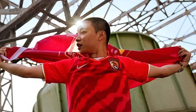Chinese Super League clubs get bespoke Nike kits for 2020 season