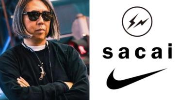 Fragment Design x Sacai x Nike 潮流轟天雷「新色聯名」高清釋放,藤原浩又準備襲擊你的錢包!
