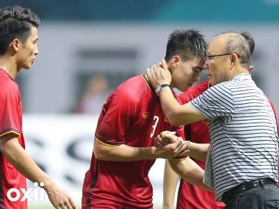 HLV Park Hang-seo phát biểu thận trọng trước trận mở màn AFF Cup 2018