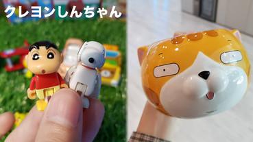 7-11推出蠟筆小新、史努比玩具周邊!白爛貓、拉拉熊超萌小車也不能錯過