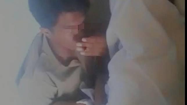 Dua orang pelajar di Kota Baubau, tepergok warga berbuat mesum di dalam WC kantor Walikota, Jumat (21/2/2020).