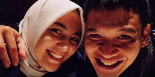 Citra Kirana Hamil Anak Pertama. YouTube @Ciky Citra Rezky ©2020 Merdeka.com