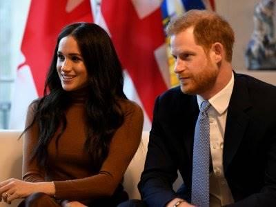 Meghan Markle Bocorkan Alasan Pangeran Harry Keluar dari Inggris