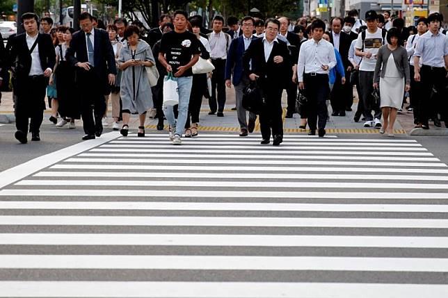 Pekerja di Tokyo diminta bekerja dari rumah selama Olimpiade