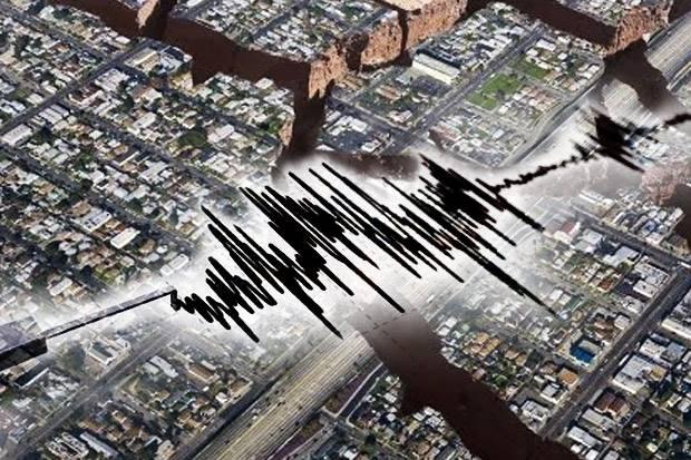 Gurun California Bersiap untuk Gempa Susulan