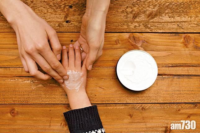 兒童濕疹 洗手痛歸心