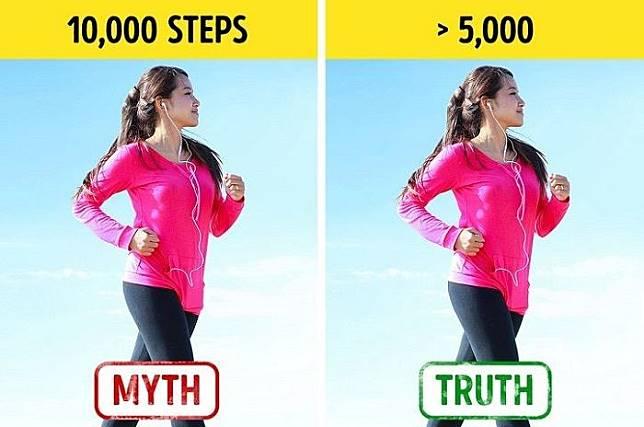 7 Mitos Kesehatan yang Tak Terbukti Kebenarannya