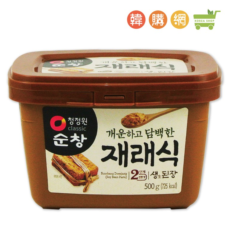 韓國味噌醬體驗包100g裝【韓購網】