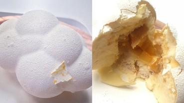 超夢幻!日本東京「雲朵」形狀美味甜點 切開來瞬間更加驚喜!