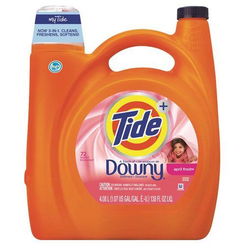 Tide Plus超濃縮柔軟洗衣精AF