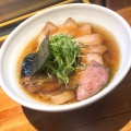 醤油 - 実際訪問したユーザーが直接撮影して投稿した西早稲田ラーメン・つけ麺ラーメン巖哲の写真のメニュー情報