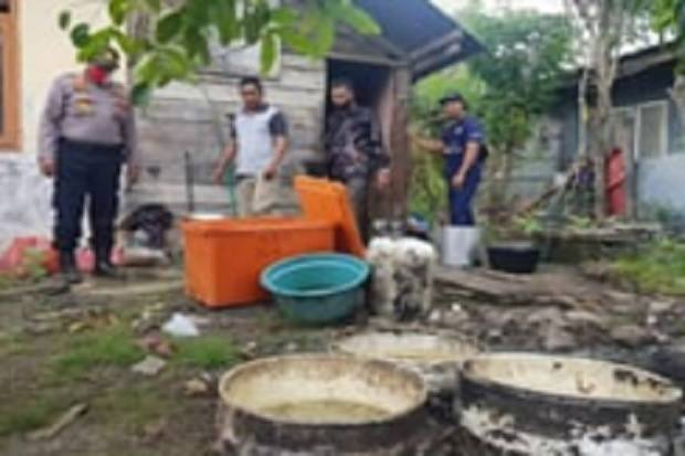 Heboh Daging Sate Busuk Gegerkan Warga Aceh Besar dan Banda Aceh