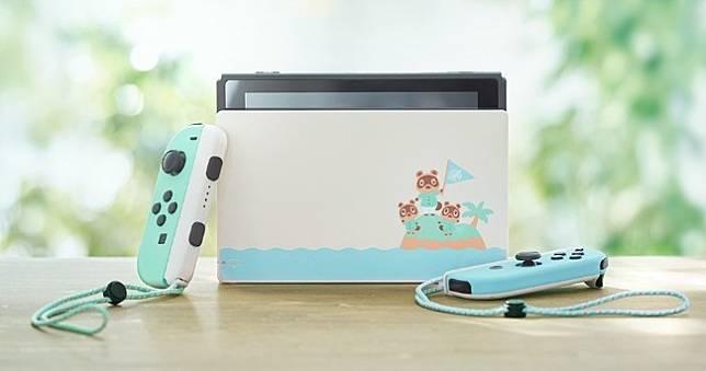 任天堂公告Switch與「動森機」本週不出貨,炒賣價恐不減反增