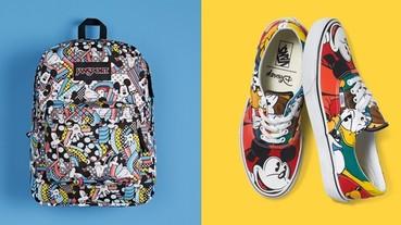 迪士尼 Fans 們注意了!JanSport x Disney 首度聯名推出8種包款,每款都可愛的讓你荷包立刻陷入失血危機!