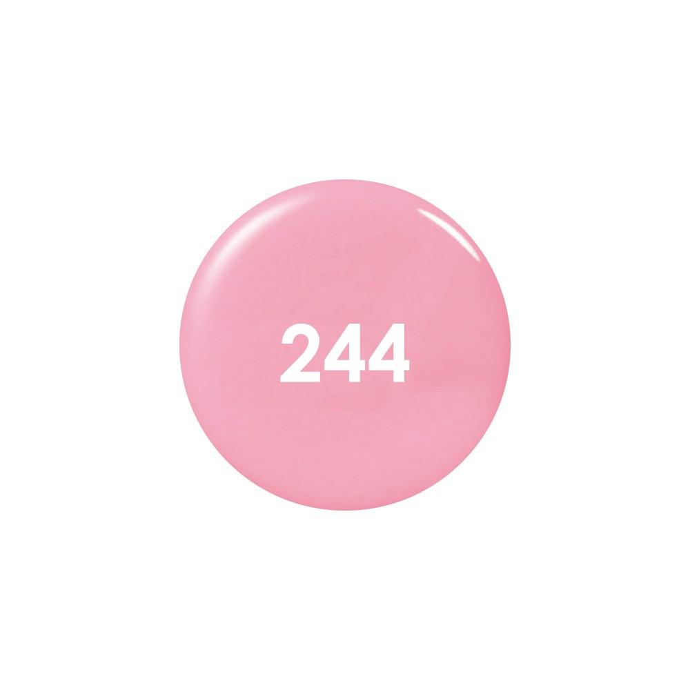 【Putiel Color gel 色膠 2g - 244 Baby Lip】 挑戰機能性跟美麗色彩極限的色膠。延展性和顯色度都很好,使用時不易出現色塊,使用輕鬆簡單。 日本光療知名品牌-Putiel