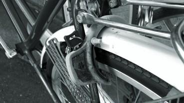 防盜撇步 怕腳踏車被偷就用這招?