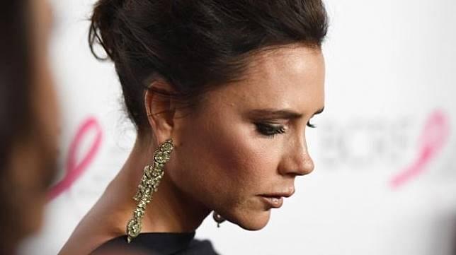Victoria Beckham (ANGELA WEISS / AFP)