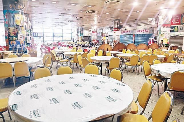 飲食業淪重災區,有工會稱單是七、八月已收到不少酒樓員工求助。