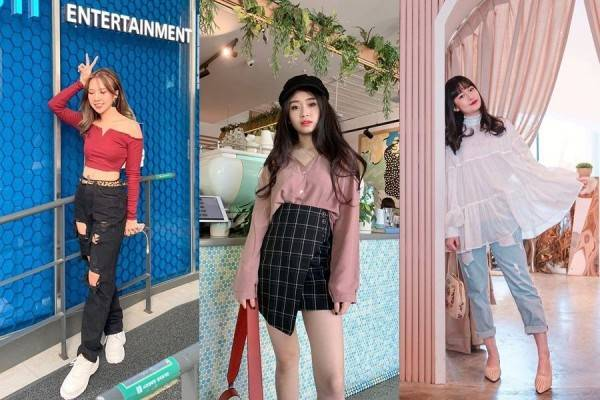 10 Referensi Korean Style ala Selebgram Indonesia Super Hits!