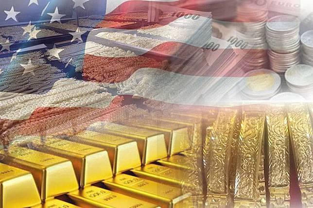 นักลงทุนเทขายทำกำไรทองคำกดราคาลง 100 บาท