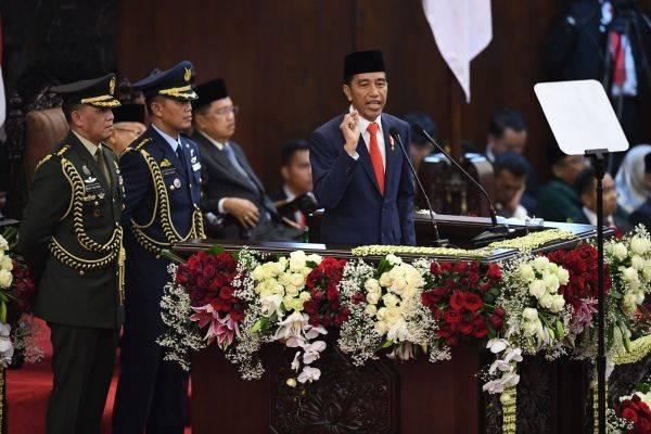 Jokowi mimpi bawa penduduk berpenghasilan Rp27 juta per bulan