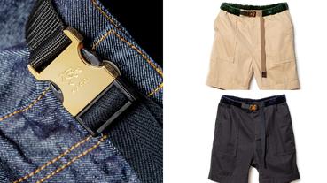 戶外風格與時裝的碰撞!「sacai x GRAMICCI」首度攜手合作聯名褲款