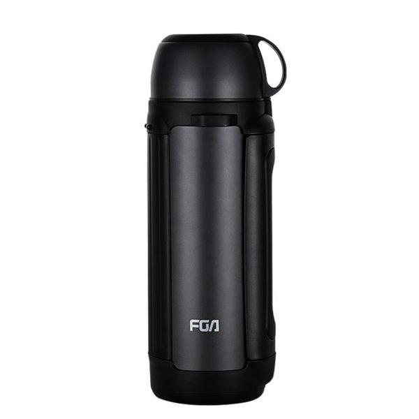 保溫壺不銹鋼熱水瓶家用戶外旅行便攜男女大容量保溫杯2000ML