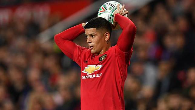 Manchester United - Marcos Rojo
