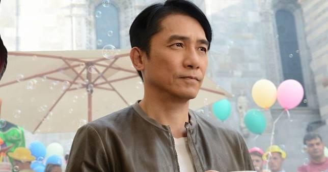 梁朝偉加入漫威宇宙,《上氣》十環幫「滿大人」演出確認