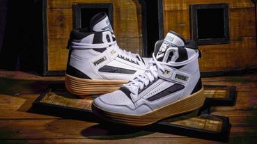 能穿著去打 NBA 的全新球鞋卻這麼復古? / PUMA Clyde All-Pro Kuzma Mid 有話要說