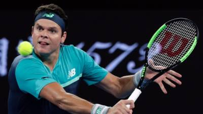 Australia Open ngày 4: Milos Raonic nhờ tie-break để đánh bại Wawrinka