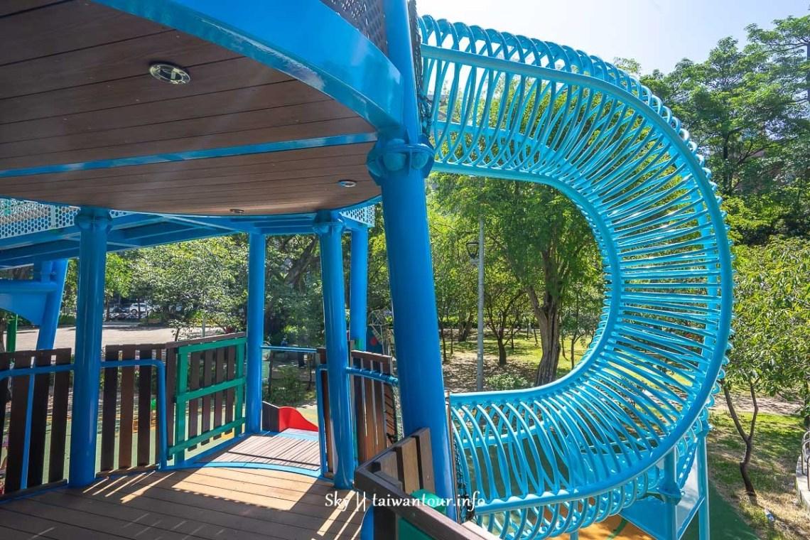 前港公園共融兒童遊戲場空中通道