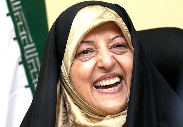 Wakil Presiden Iran Positif Virus Korona, Salat Jumat Ditiadakan