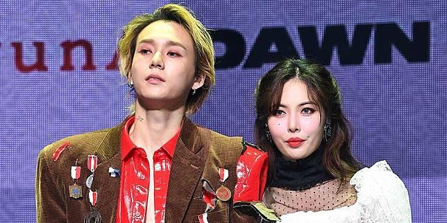 Dawn Mengungkap Reaksinya Ketika Hyuna Menyatakan Cinta Lebih Dahulu Tabloidbintang Com Line Today