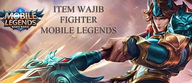 5 Item Wajib Untuk Hero Fighter Mobile Legends