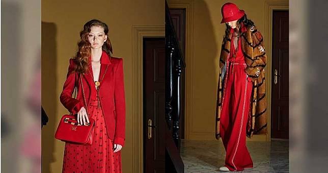 新年就是要「紅」!編輯大推2大技巧 正確穿搭紅色才不俗氣