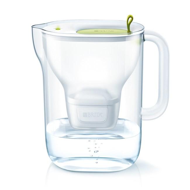 德國BRITA Style 3.6L純淨濾水壺一入 共1壺內含1芯只要1490!