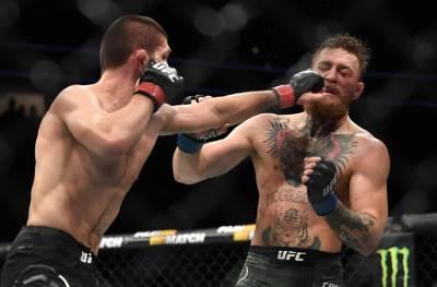 """Thắng thua đã rõ, Khabib vs McGregor tại sao vẫn tiếp tục đấu """"võ mồm""""?"""