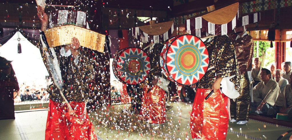 淺草三社祭 編木舞