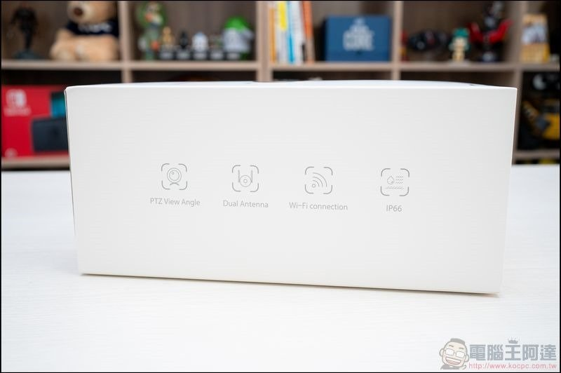 小白EC3全戶型智慧攝影機 開箱 - 02